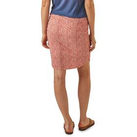 Patagonia Ribbon Falls Skirt Dam batik hex small: quartz coral